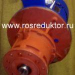 Мотор-редуктор 3МП40 с полым валом
