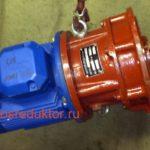 Мотор-редуктор МПО1М-10Ф-5,74